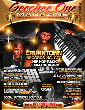 GeeChee One Magazine