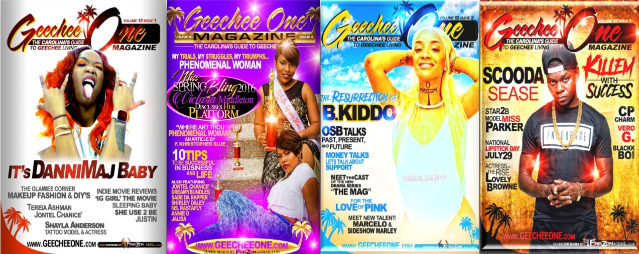 GeeChee One Magazines (digital)